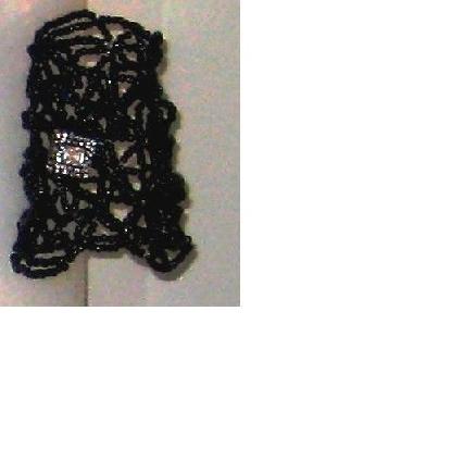 Black Stone Cuff