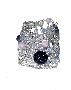 Mykonos Lavender Stone Cuff